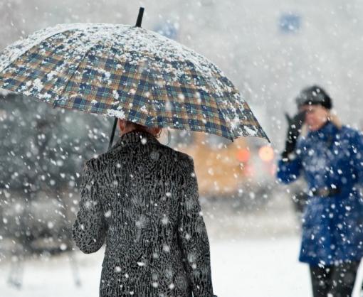Харьковчане пережили аномальный март
