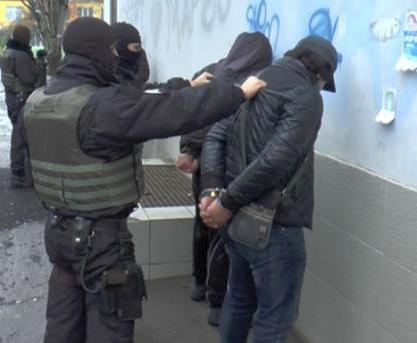 В Харькове задержали группу квартирных воров