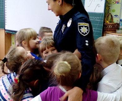 В Харькове стартует проект «Школьный офицер полиции»