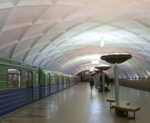 В Харькове метро в пасхальную ночь будет работать