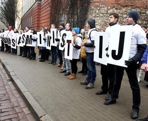 В Латвии школы нацменьшинств переходят на латышский язык