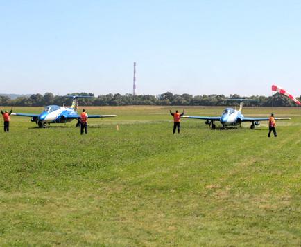 Второкурсники-кожедубовцы будут тренироваться на харьковских самолетах