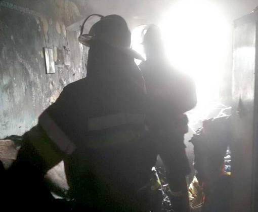 Пожар в Харькове: на Основе горела многоэтажка