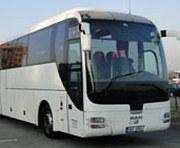 Через Харьков запустили автобус в Дюссельдорф
