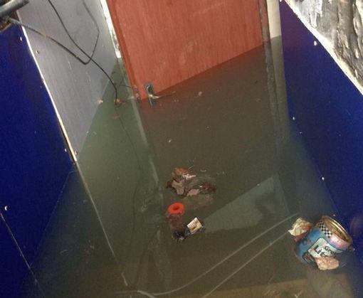 Под Харьковом затоплена база «Металлиста»