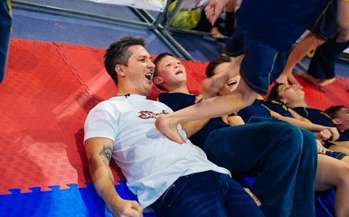В харьковских школах начнут проводить занятия по альтернативным видам спорта