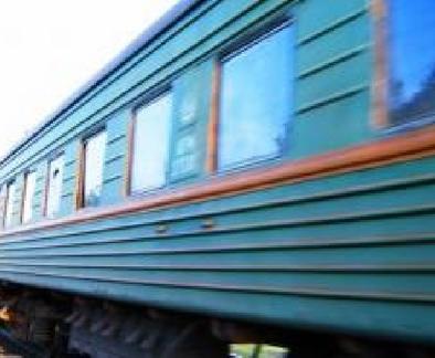 В апреле поезда в Лисичанск будут идти не каждый день