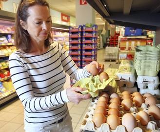 Цены на пасхальные яйца побили шестилетний рекорд