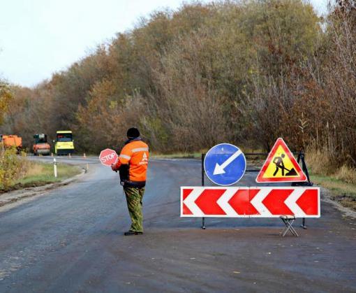 По трассе Чугуев – Меловое ограничат движение грузовиков: схема объезда