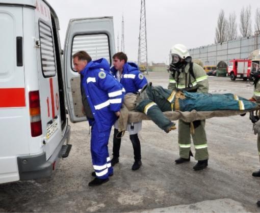Как в Харькове продвигается противопожарная работа