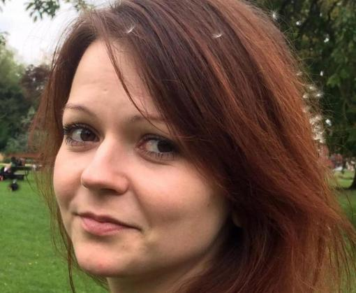 Отравление экс-сотрудника ГРУ РФ в Лондоне: Юлия Скрипаль сделала первое заявление