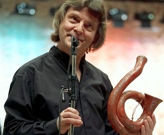 В Харьков приехал уникальный музыкант