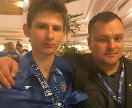 Харьковчанин завоевал олимпийскую лицензию