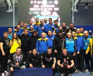 Харьковчанин успешно выступил на чемпионате Европы по боксу