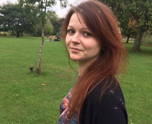 Отравление экс-сотрудника ГРУ РФ в Лондоне: Юлию Скрипаль выписали из больницы