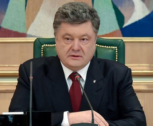 Петр Порошенко встретится с Ангелой Меркель и Эмманюэлем Макроном