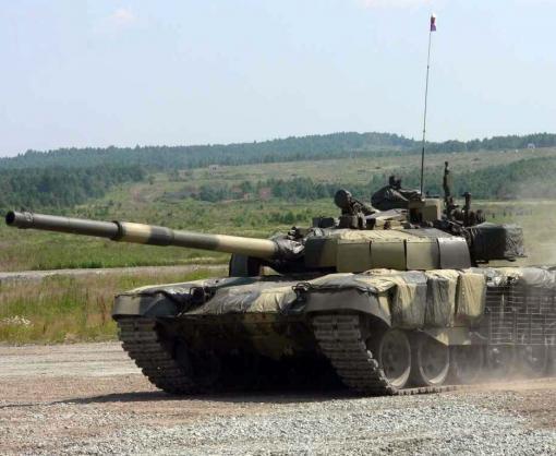 Украина поставит в Польшу комплексы динамической защиты для танков