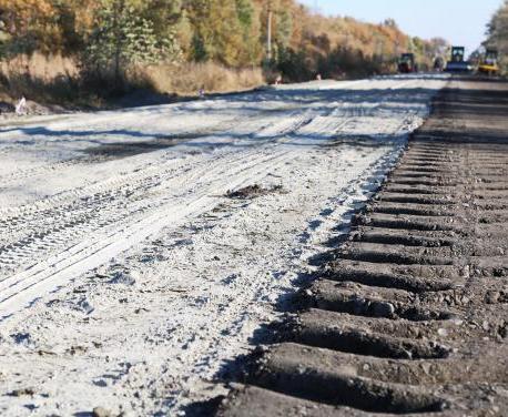 На ремонт дорог Харьковской области обещают 650 млн из госбюджета