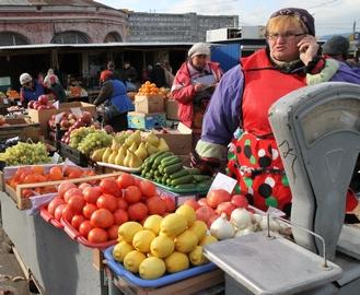 Когда подешевеют овощи на харьковских прилавках