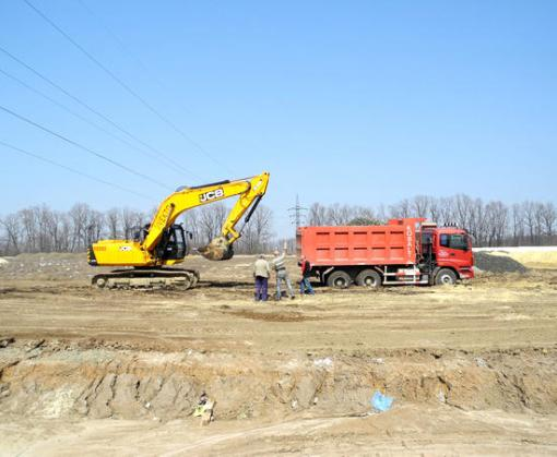 Рядом с Харьковом начали строительство мусорозавода