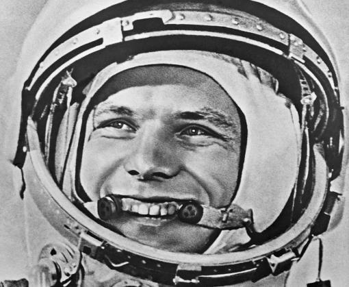 Ко Дню космонавтики в РФ обнародовали документы о службе Юрия Гагарина