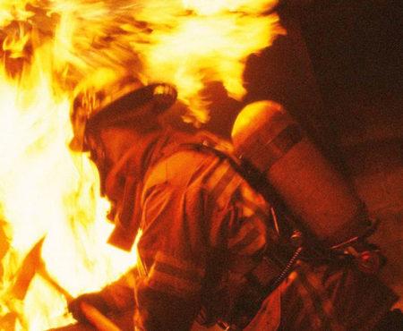 Пожар в Харькове: детей удалось спасти