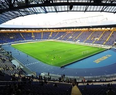 В субботу харьковский стадион «Металлист» будет окружен