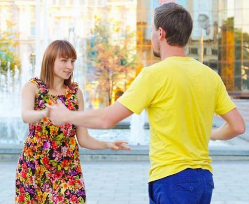 В Харькове перед оперным театром будут танцы