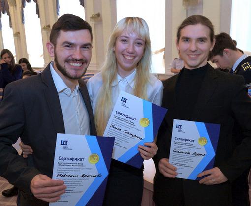 Харьковские студенты стали победителями престижного конкурса и летят в Лондон