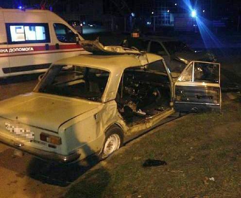 ДТП в Харькове: на Салтовке пострадали семь человек