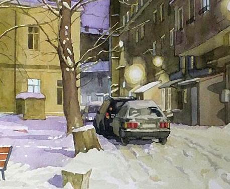 В Харькове открылась выставка «Мой любимый город»