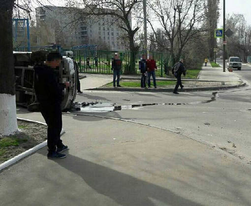 ДТП в Харькове: сбит пешеход