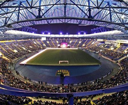 Футбол в Харькове: движение у стадиона будет перекрыто