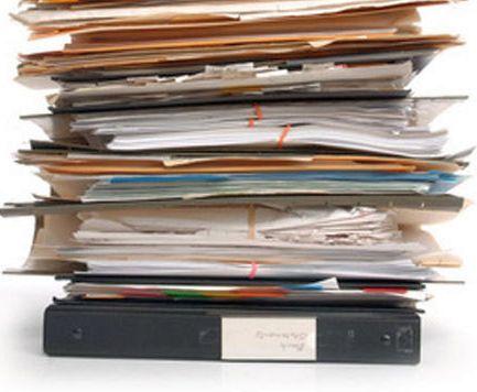 Можно ли отдать документы на хранение нотариусу
