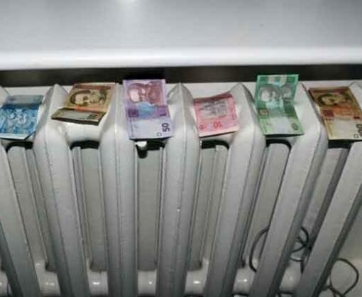 Тепловики Харьковского района требуют денег