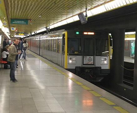 Итальянцы хотят поучаствовать в строительстве харьковского метро