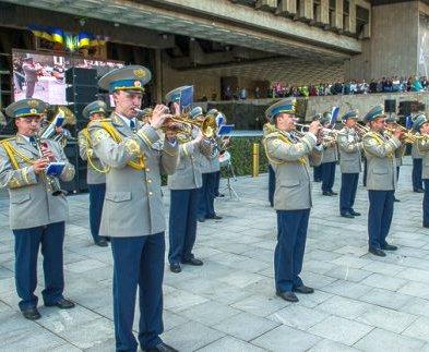 В Харькове 9 мая пройдет фестиваль и парад оркестров