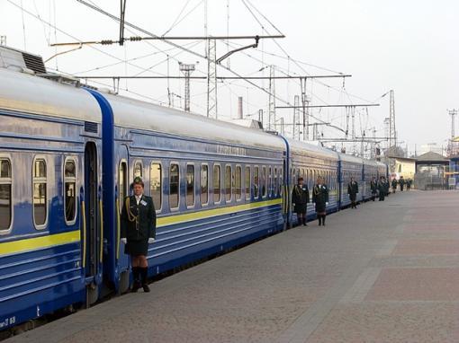 «Укрзализныця» назначила дополнительные рейсы поезда «Константиновка-Одесса» кмайским праздникам