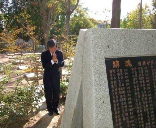 Харьковчанин предложил открыть кладбище японских солдат
