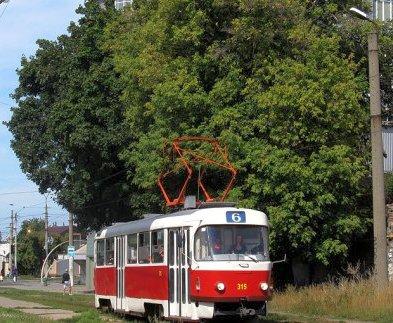 На Москалевку трамваи пойдут иначе