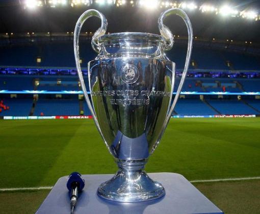 Кубок Лиги чемпионов привезут в Харьков