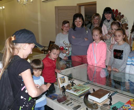 В харьковском музее детства появилась новая экспозиция