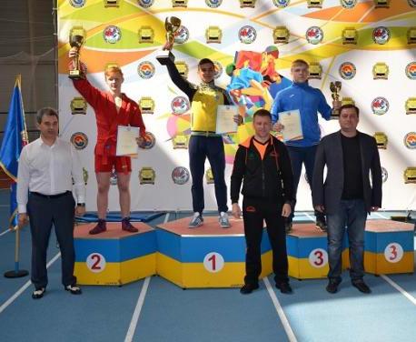 Юные самбисты Харьковщины победили на Кубке Украины