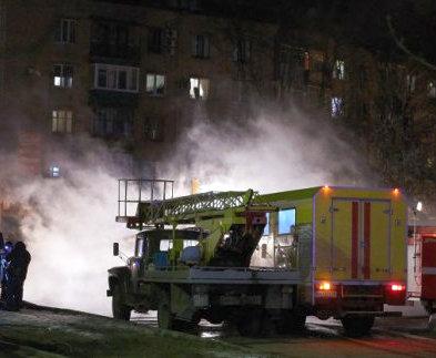 В Харьковских теплосетях нашли, на кого свалить февральскую аварию