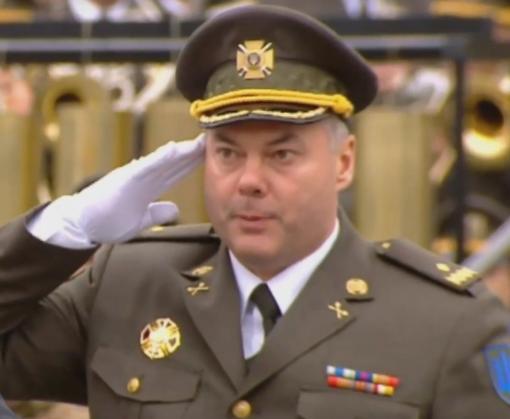 Командующий заявил о готовности войск к операции Объединенных сил на Донбассе