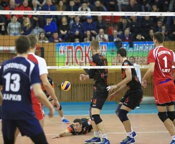 Харьковский «Локомотив» сумел продолжить финальную серию