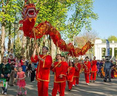 В Харькове пройдет карнавал культур