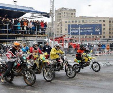 В Харькове три дня будут соревноваться авто-мотоспортсмены