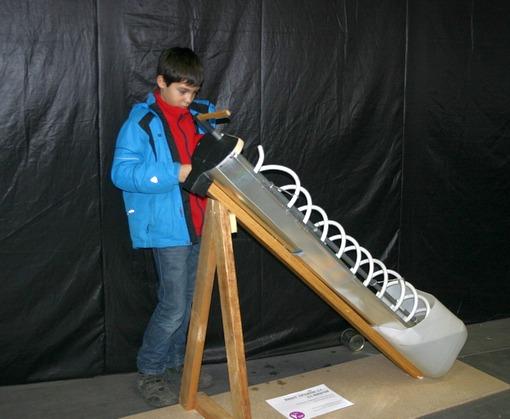 В «ЛандауЦентре» можно увидеть звуки