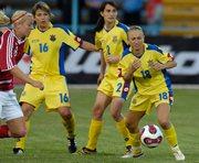 Харьковские футболистки продолжают громить соперниц